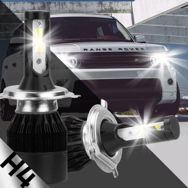 XENTEC LED HID Headlight Conversion Kit H4 9003 6000K For