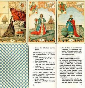 Wahrsagekarten-Feine-Aufschlagkarten-Piatnik-Wahrsagen-Zukunft-deuten-Sammler