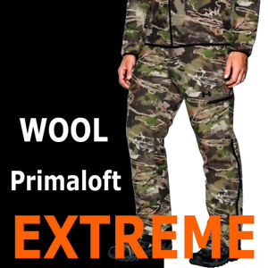 MEN-039-S-UNDER-ARMOUR-UA-STEALTH-REAPER-XTREME-WOOL-HUNTING-PANTS-CAMO-1299283-943
