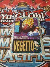 Carte Dragon Ball Z dbz hot stamp continue végéto spécial no2