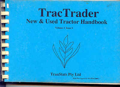 Farming & Agriculture Industrial Independent Tractrader New & Used Tractor Handbook Volume 3 Issue 2 Providing Amenities For The People; Making Life Easier For The Population