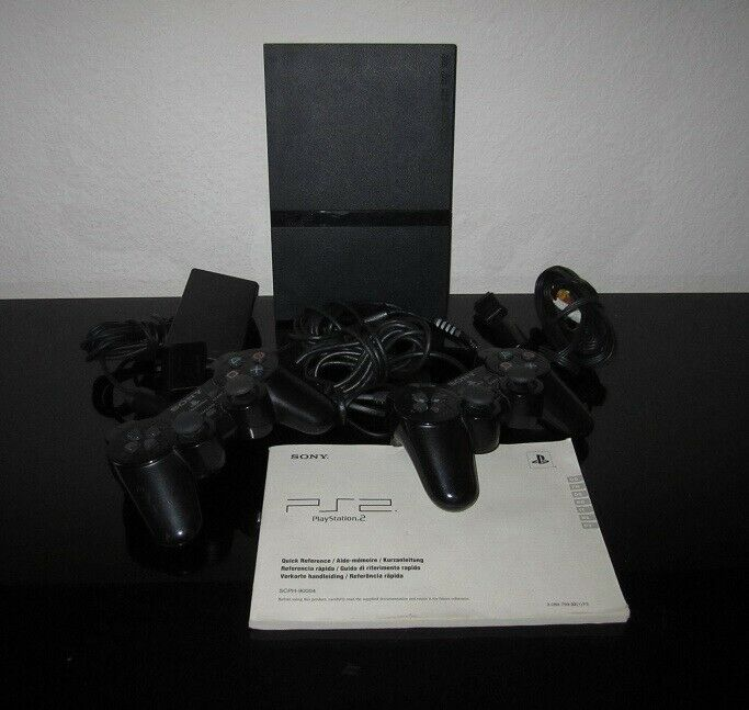 Playstation 2, SCPH-77004, Perfekt
