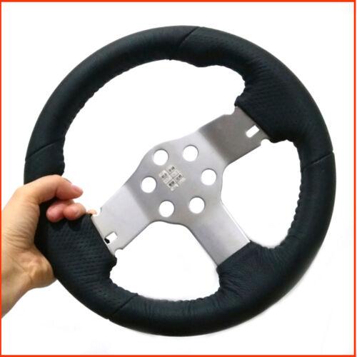 Racing Simulator Steering Wheel Leather Wheel for Logitech G27 G29 RC Car Racing