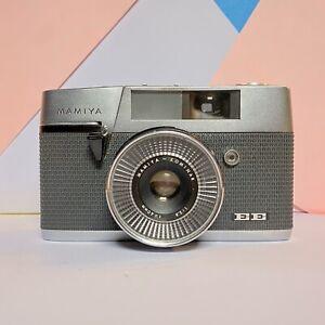 Mamiya-EE-Compact-35mm-Kompakt-Kamera-Reise-35-Rivalen-der-Film-Getestet-Lomo