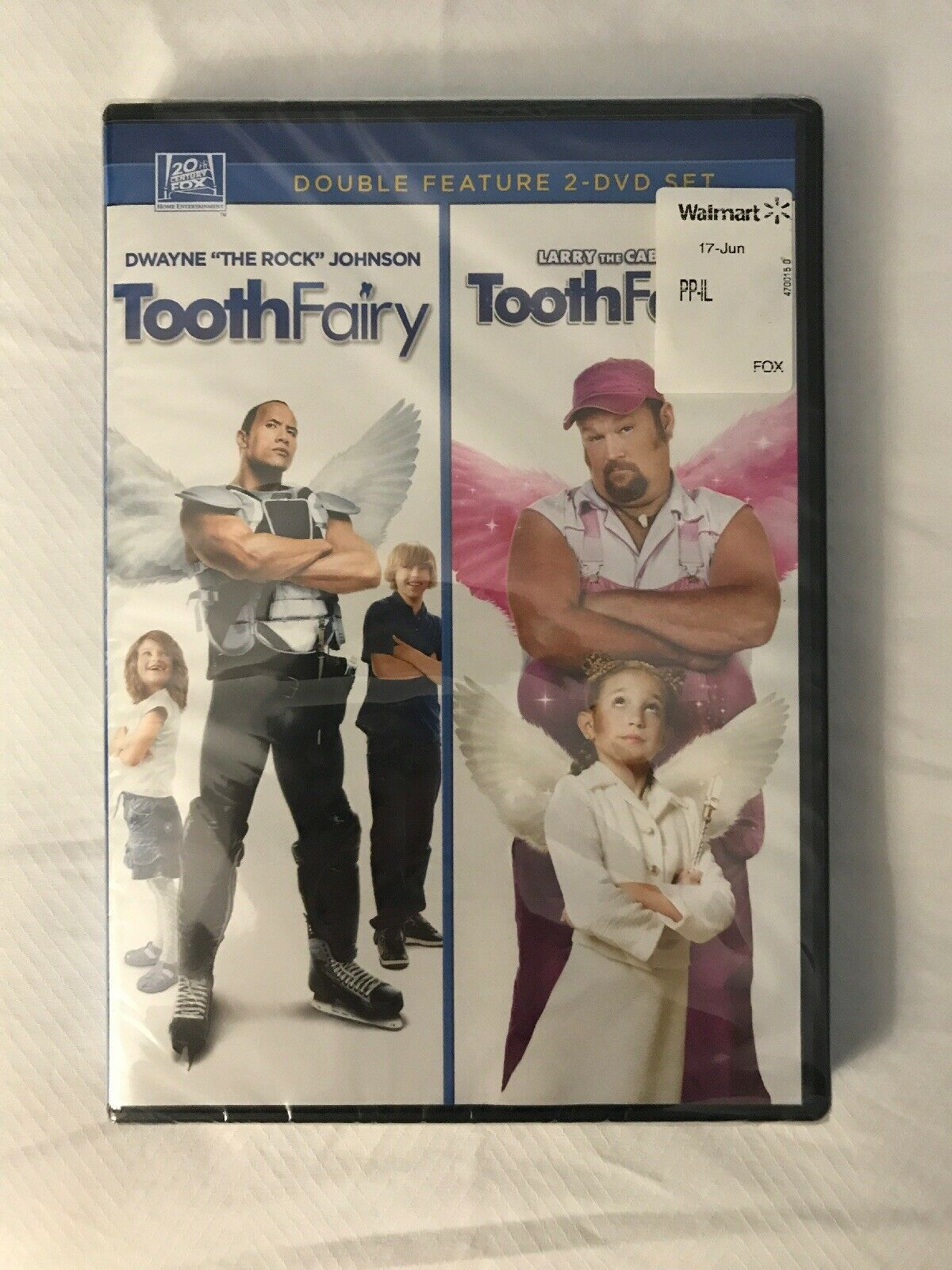 Tooth Fairy 1 2 Dvd Double Feature Dwayne Johnson Larry The Cable Guy For Sale Online Ebay
