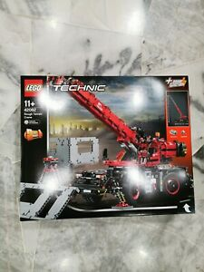 Lego-42082-Technic-Rough-Terrain-Crane