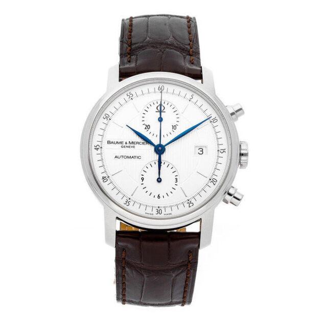 Baume & Mercier Classima Executives M0A08692 Wristwatch NEW