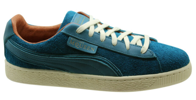 Puma Alexander McQueen AMQ Suede Unisex Mens Womens Trainers Low Shoes 356231