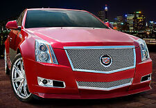 2008 2009 2010 2011 2012 2013 CADILLAC CTS 2PC HEAVY MESH GRILLE GRILL E&G