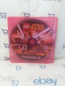 LEGO Star Wars The Video Game PlayStation 2, ps2 DISC ONLY FREE SHIPPING