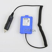 E-DC43BL Car Battery Eliminator for BAOFENG UV-5R TYT TH-F8 RONSON UV-8R(108229)