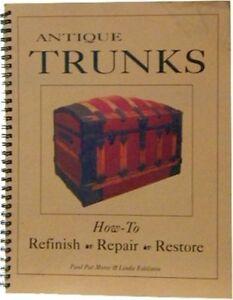 """Brass Screw post 5//8/"""" trunk chest vintage handle steamer antique restore"""