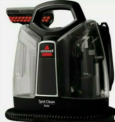 Details about  Bissell Auto Spot Clean Professional Carpet & Upholstery Shampooer Cleaner