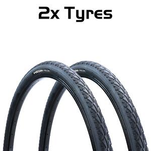 Vandorm 700c Wide Slick Bike Tyre
