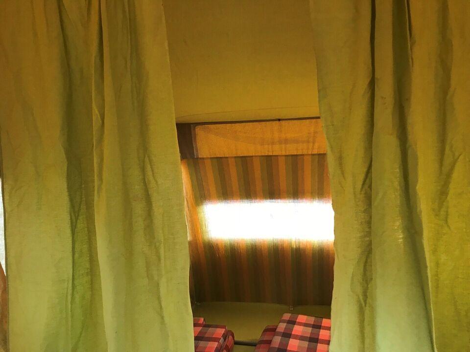 Combi camp teltvogn