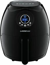 GoWISE USA 3.7-Qt. 1200 Watts Digital Air Fryer