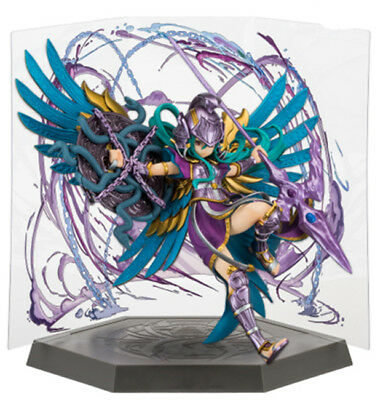 Puzzle /& Dragons Myr Character Prize Figure Statue PAD P/&D Anime Art Collection