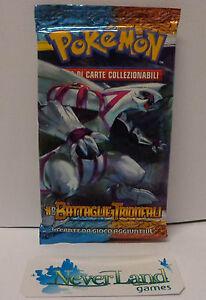 Pokemon-Booster-Sealed-New-Bustina-Busta-ITA-Thriumphant-HS-BATTAGLIE-TRIONFALI