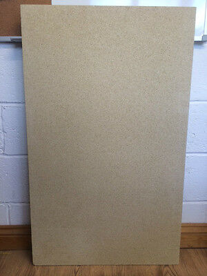 Vermiculite fire boards 1020mm x 610mm x 25mm