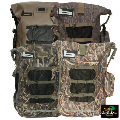 New Banded Gear Arc Welded Back Pack Duck Hunting Camo