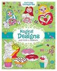 Magical Designs and Color-By-Numbers by Barron's Educational Series (Paperback / softback, 2016)
