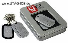 USB Dog Tag Notfallanhänger  SOS   UTAG Biker Diabetes Notfallausweis Geschenk
