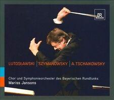 NEW - Mariss Jansons Condcts Lutoslawski Szymanowski
