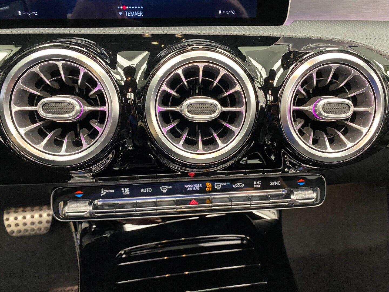 Billede af Mercedes CLA220 d 2,0 Shooting Brake aut.