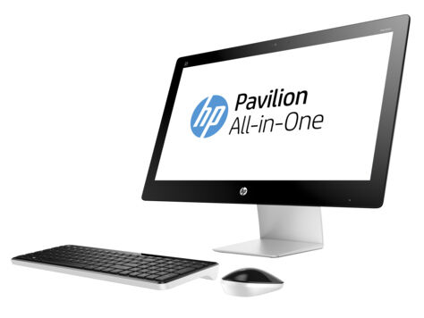bddbc9195537 HP Pavilion 23-q113w Desktop All-in-one Windows 10 Home 1tb HDD 6gb Ddr3  for sale online