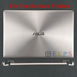 New-ASUS-UX303L-UX303LA-LCD-Back-Cover-Hinges-Hinges-Cover-For-Touch-Screen