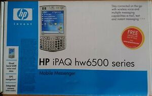 HP iPAQ hw6510c Mobile Messenger Handheld (FA384A#ABU)