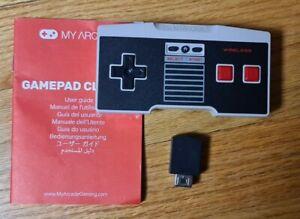 My Arcade GamePad Classic - Wireless Game Controller