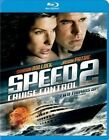 Speed 2 Cruise Control 0024543893790 With Sandra Bullock Blu-ray Region a