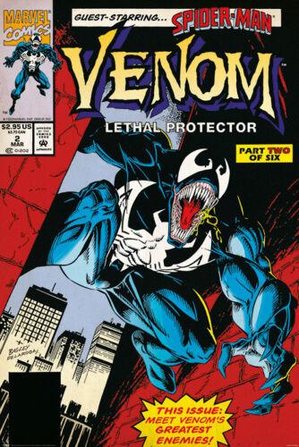 Maxi Poster PP34346-321 61cm x 91.5cm Venom Lethal Protector Part 2