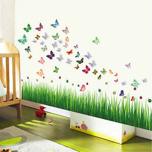 Wall Stickers Mural Decal Paper Art Decoration Ladybug