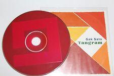 Gak Sato -  Italy PromoCD / Tangram  - TSPH 1000 CD