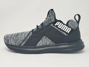 Détails sur Homme PUMA Enzo KNIT Presque comme neuf Sneaker Color blak Taille 9.5 us42.5 Eur27.5 cm afficher le titre d'origine