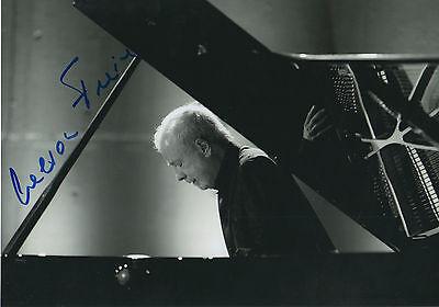 Nelson Freire Signed 8x12 Inch Photo Autograph Autographs-original