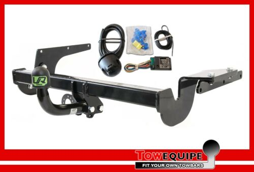 Fixed Swan Towbar for Renault Scenic II 7 P kit bypass relay 03-09 31105//F/_A7