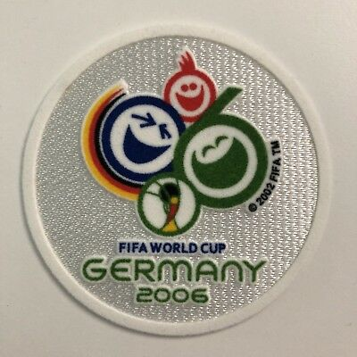 PATCH LEXTRA WORLD CUP 2006 GERMANY FOOTBALL SOCCER