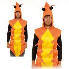 Adult/'s Shark Costume Big Head Sea Life Fancy Dress Ladies Mens Outfit