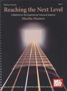 2019 DernièRe Conception Atteindre Le Niveau Suivant Guitare Classique Mode Music Book-afficher Le Titre D'origine RéSistance Au Froissement
