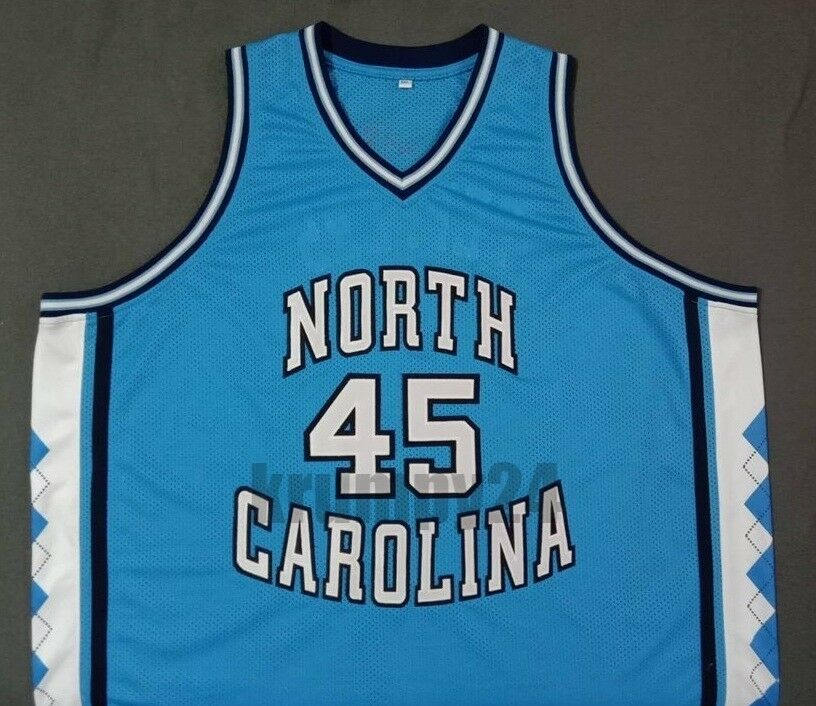 JULIUS PEPPERS North Carolina College Basketball Jersey Any Size