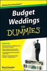 Budget Weddings For Dummies by Meg Schneider (Paperback, 2009)