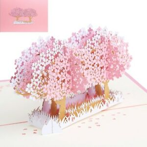 image is loading 3d pop up flowers greeting card christmas new