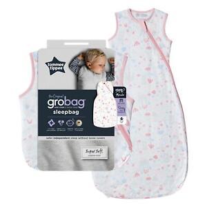 Tommee-Tippee-Original-Grobag-baby-sleeping-bag-18-36m-2-5-Tog-Floral-Bosque