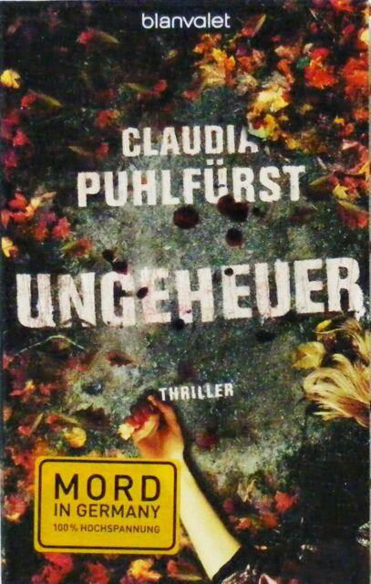 Ungeheuer von Claudia Puhlfürst (2010, Taschenbuch) ++Ungelesen++