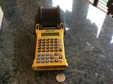 Brady Id Pro Plus Portable Dot Matrix Wire Marker Label Printer No Battery