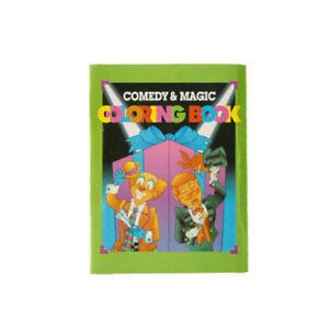 Fun Magic Coloring Book Magic Tricks Best For Children Stage Magic ...