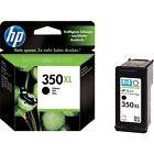 HP 350xl Black Genuine Original Ink Cartridge Cb336ee